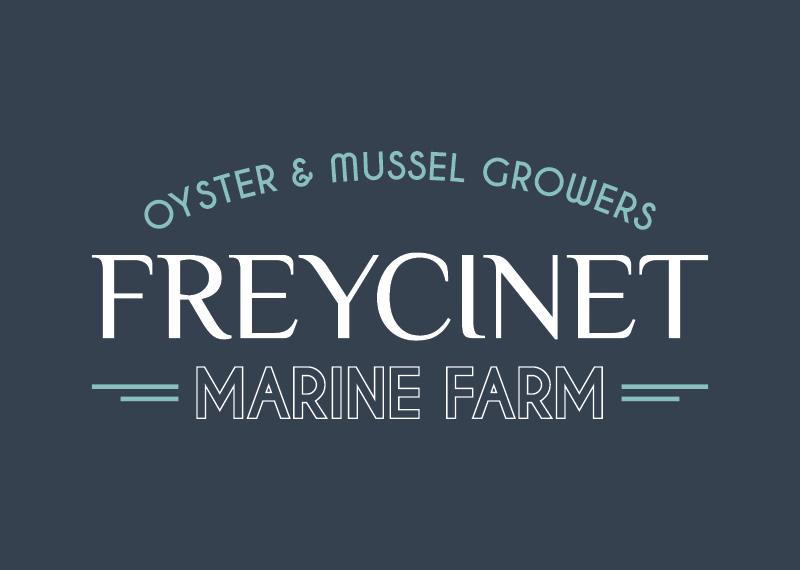 Freycinet Marine Farm Branding - Salt Design