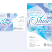 Event promotions - Salt Design