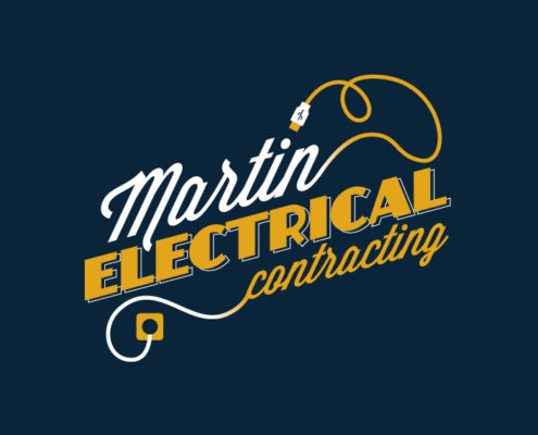 Martin Electrical Contracting - Salt Design