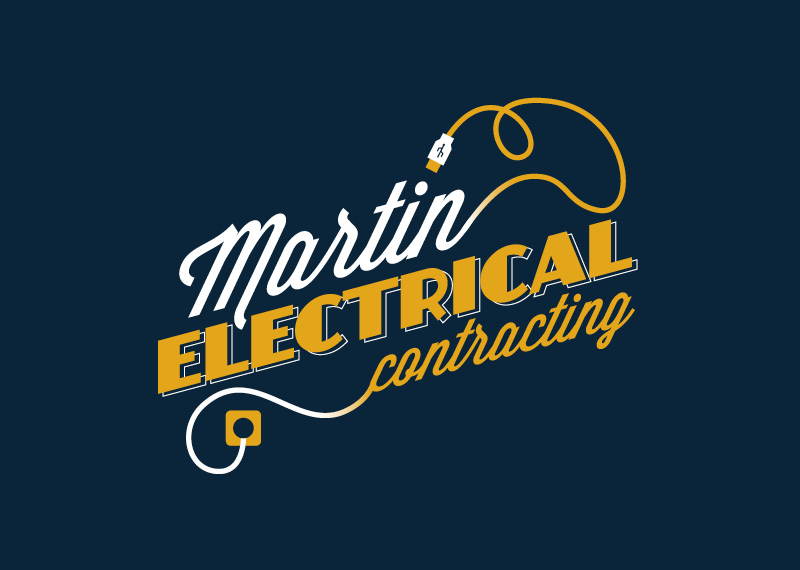 Martin Electrical Contracting - Salt Design