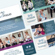 Mammojo Postcards - Salt Design