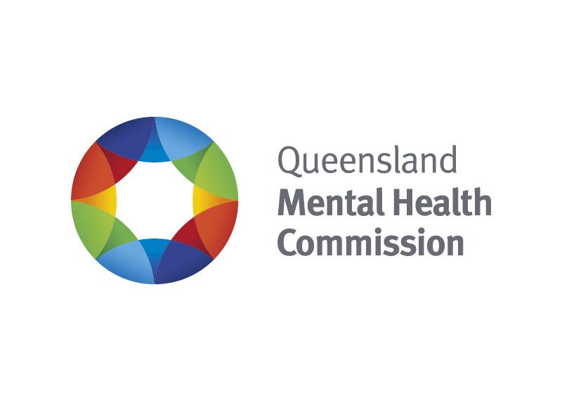 Queensland Mental Health Commission Logo - Salt Design