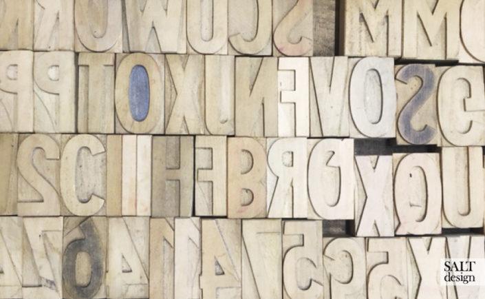 Salt Design // Letterpress at the Bacon Factory