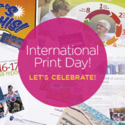 International Print Day - Let's Celebrate