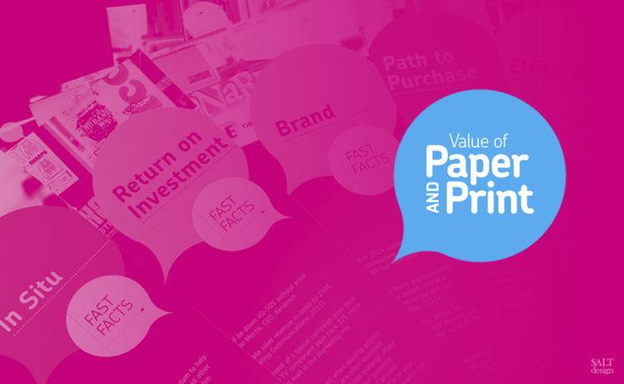 The value of paper + print // Brisbane Event | Salt Design