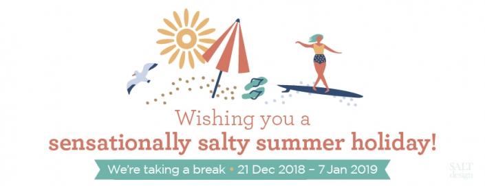 Salt Design Christmas Holiday Header