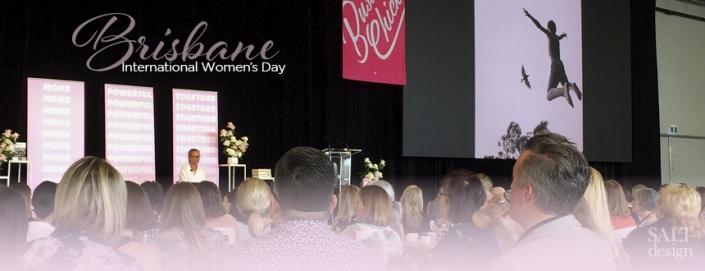 International Women's Day Brisbane