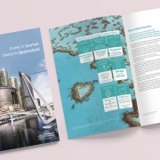 Gold Coast Tourism Promotional Materials