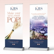 KBS Events // Pullup Banners