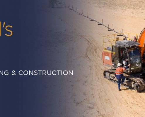 Global Engineering & Construction blog header